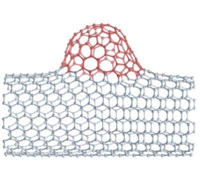Figura 4. Ja tenim el nanogra al nanotub!