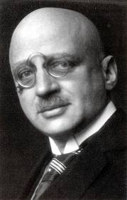Figura 1. Fritz Haber.